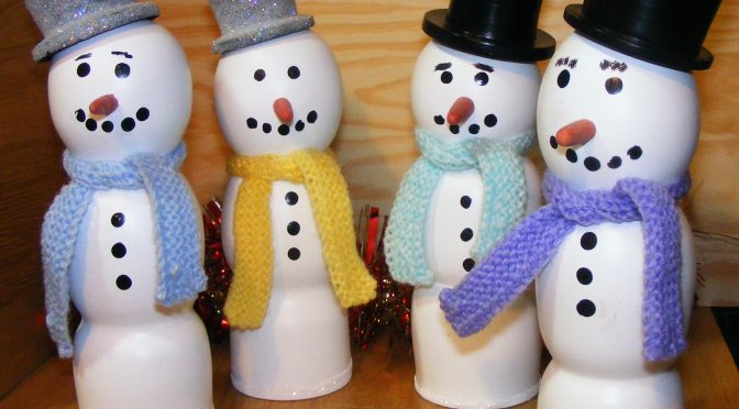 Snowmen for Christmas