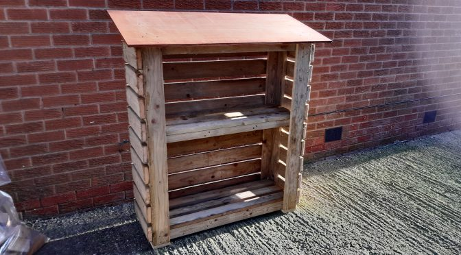 Wood Store – Commission